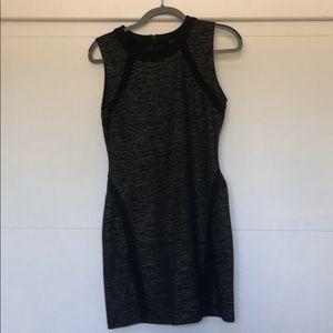 Aqua Fitted dress